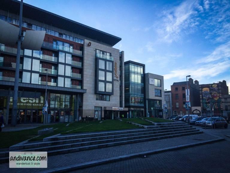 Dublin-Maldron-Hotel