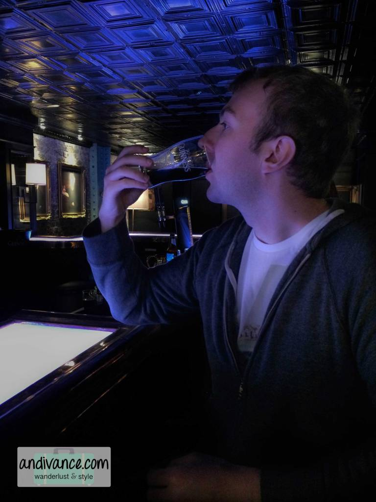 Guinness-Connoisseur-Experience