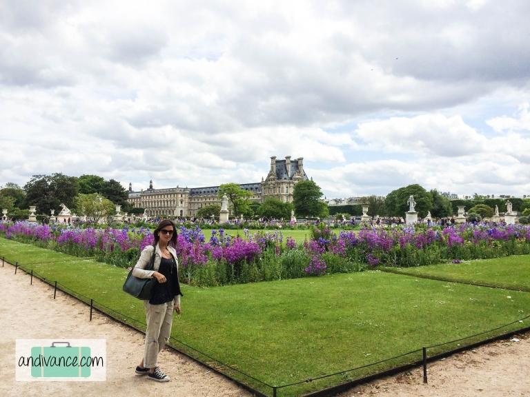 Paris JARDIN DES TUILERIES