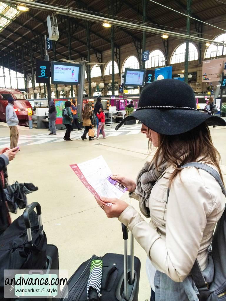 Thalys Paris Amsterdam
