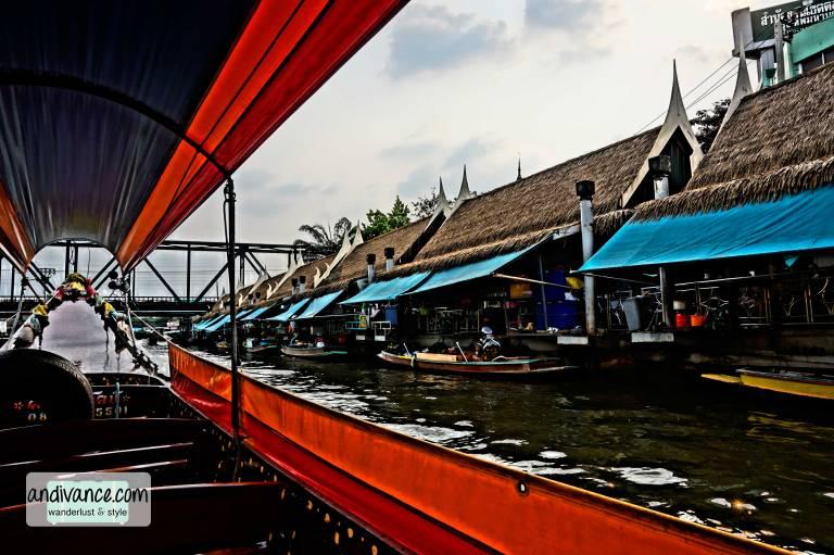 Chao Phraya Market
